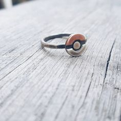 This stylish ring. | 26 Subtle Little Ways To Express Your Love Of Pokémon