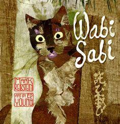 Wabi Sabi cat   How to illustrate children's books.