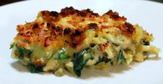 This is my take on Mac & Cheese (with a few extra ingredients!)  A one dish dinner for the whole family - nutritious enough for the 14 mont...