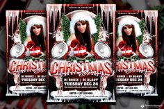 Check out Christmas Eve Flyer Template by ThatsDesign on Creative Market