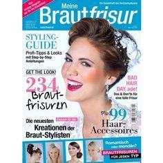 Das Magazin für das perfekte Braut-Styling präsentiert eine große Auswahl toller Frisuren für jede Haarlänge, Pflege- und Styling-Tricks von Experten, einfache Step-by-Step-Anleitungen zum Nachstylen, die besten Vorher-Nachher-Looks, traumhafte Accessoires sowie typgerechtes Make-up für jede Braut.