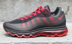 Nike Air Max 95+ BB Black/Sport Red