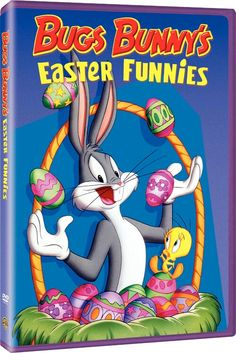 Looney Tunes - Bugs Bunny's Easter Funnies (2010) (Birds Anonymous - 1957 / Bully For Bugs - 1953 / For Scent-imental Reasons - 1949 / Knighty Knight Bugs - 1958 / Sahara Hare - 1955 / Robin Hood Daffy - 1958 / Rabbit Of Seville - 1950 / Hillbilly Hare - 1950 / Tweety's Circus - 1955 / Little Boy Boo - 1954)