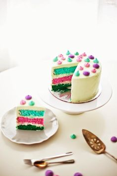 Best of Recipes | Jewel-Toned Cake with Meringue Kisses