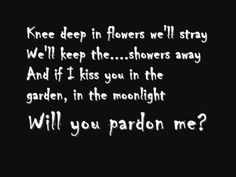 Creepiest song EVER!!! Tip toe (through the tulips) Insidious sound track.. O.O listen if you are okay with scary stuff. lol