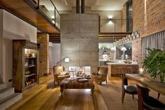 Loft / Karin Klassen Arquitetos Associados