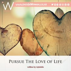 #insideWomenBlog #PursueTheLoveOfLife #Aphelele #Persuasive #OpinionPiece #Pursue #Love #LoveLife #LoveForLife #LifeExperience #BornDays #Childhood #Desire #Hope #Survive #Survivor #NearDeath #NearDeathExperience #Heal #Healing #ReLearn #Renew #Passion #PassionForLife #Gratitude #Respect #UP_PHELELE #ProudlySouthAfrican 🇿🇦 READ ♦︎ COMMENT ♦︎ SHARE Passion For Life, Opinion Piece, News Blog, Love Life, Gratitude, Respect, Childhood, Healing, Writing