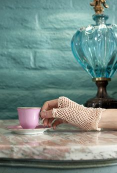 Lace glove... Aaron Ruell Photography