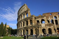 """""""The Coloseum""""  Roma - toured here 3 times so far!"""