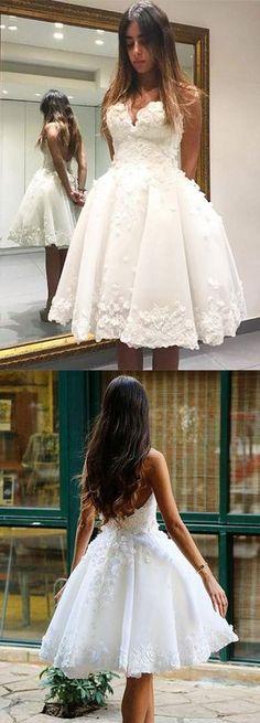 homecoming dress,homecoming dresses,short homecoming dress,white homecoming dress