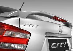 Acessórios Honda City - Aerofólio perfil alto