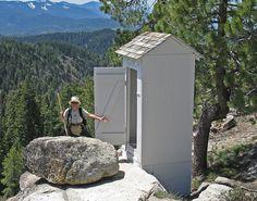 Mule Peak Lookout, C