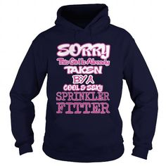 Cool And Sexy Sprinkler Fitter Shirt #teacher shirt #off the shoulder sweatshirt. MORE INFO  => https://www.sunfrog.com/Jobs/Cool-And-Sexy-Sprinkler-Fitter-Shirt-Navy-Blue-Hoodie.html?68278