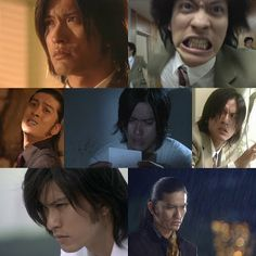 Tomoya Nagase in My Boss, My Hero