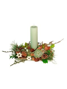 Dekoration med bloklys Christmas Art Projects, Christmas Ideas, Christmas Decorations, Table Decorations, Candle Sconces, Wall Lights, Candles, Advent, Simple