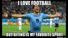 Some soccer memes are too funny not to share. Because some soccer memes hit home. They understand a culture and struggle that is faced in the game that those who don't' love soccer won't' understand. So here are some of my favorite soccer memes. 12 t Football Jokes, Soccer Memes, Funny Sports Memes, Soccer Quotes, Sports Humor, Funny Soccer, Football Pics, Sports Games, Soccer Practice