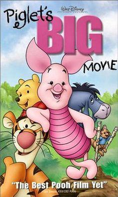 Piglet's Big Movie - 21 Mar 2003; I watched it on 15 Feb 2017