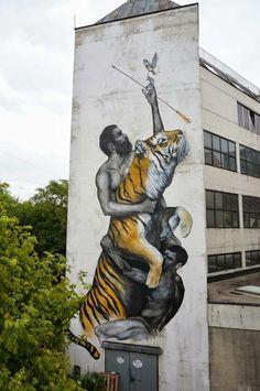 Artist Evoca1 http://www.widewalls.ch/artist/evoca-1/ totally love it!