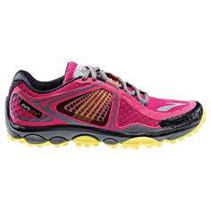 4725a20d22e0d8 Brooks Women s Puregrit 3 Running Shoes Trail Running Shoes