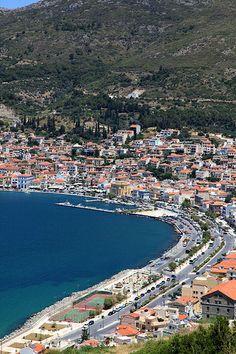 Vathy, Samos, Greece