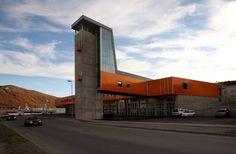 Tromsø Firestation - Tromsø, Norway / Stein Halvorsen Sivilarkitekter   #norwegianfarnorth