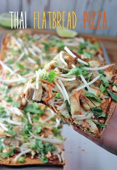 A favorite among many non-ketoers is California Pizza Kitchen's Thai Chicken Pizza. Well, here's an awesome keto-fied copycat! Shared via www.ruled.me/