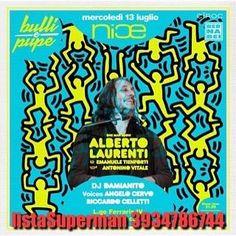 #Stasera13Luglio NICE Disco #BULLIePUPE #DinnerShow ft. Alberto Laurenti start from 21.30 IngressoOMAGGIO LISTA SUPERMAN InfoTavoli&PrenotazioniCene: 3934786744 #listaSuperman http://ift.tt/29JT6ve - http://ift.tt/1HQJd81