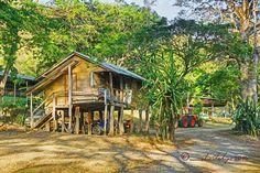 Cobertizo......Parque Nacional Palo Verde (sector Palo Verde) Guanacaste, Costa Rica