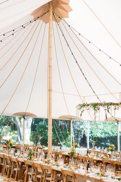 Image by Wild Weddings - PapaKata Sperry Tent Rustic Wedding With Yellow Colour Scheme With Yellow Bridesmaids Dresses From Coast Images by Wild Weddings