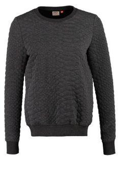 Ein tolles Sweatshirt um dein Outfit zu komplettieren. ONLY COLETA - Sweatshirt - dark grey melange für 22,95 € (24.01.15) versandkostenfrei bei Zalando bestellen.