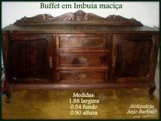 Buffet Provençal em imbuia