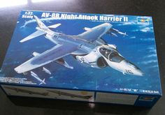 AV-8B TRUMPETER 1/32