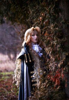 Alucard (Castlevania: Symphony of the Night ) by Adrian-Farenheights.deviantart.com on @DeviantArt