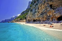 Cala Mariolu | #Sardinia's best beaches, from sandy to pebbly to pink | Weather2Travel.com #italy #beach #travel