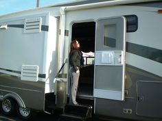 Check out these helpful tips for buying a used RV. You'll learn what to keep in mind and how to be prepared before you start shopping.