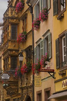 French Street Facade.