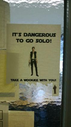 dont go Solo