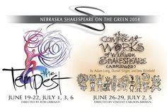 Current Season - Nebraska Shakespeare