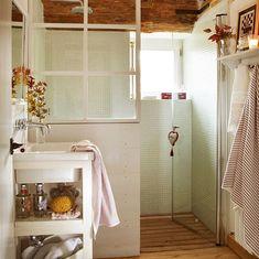 Idei și sfaturi pentru amenajarea băilor mici | Adela Pârvu - Interior design blogger Home Reno, Small Spaces, Bathtub, Minimalist, Home And Garden, Bathroom, Interior, House, Inspiration