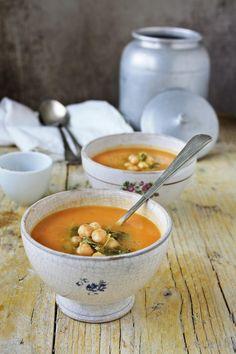 Pratos e Travessas: Uma sopa e duas receitas para a revista Activa # A soup and two recipes for Activa magazine | Recipes, photography and stories