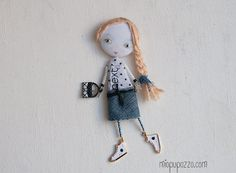 Hey, I found this really awesome Etsy listing at https://www.etsy.com/listing/271691968/fashion-little-girl-black-white-model
