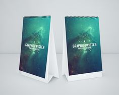 Free Double Small Calendar (42 MB) | Graphic Twister