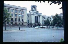 Fotos aus der Nachkriegszeit - Sowjetische Botschaft