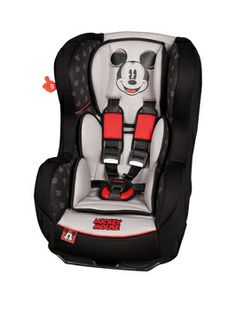 Disney Cosmo SP Retro Mickey Mouse Group 0-1 Car Seat