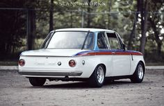 The Car that Started it All: The BMW 2002