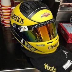 Ty Dillon NASCAR sprint cup helmet