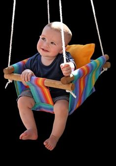 Such a great idea for Christmas pressies ~ Kids Swings | Swingz n Thingz