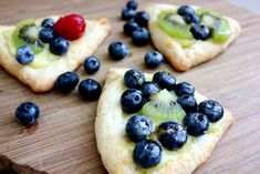 Purim: Here is another great idea for a triangle Purim meal.  Make sugar cookies using a regular sugar cookie recipe, cut into triangle shapes, bake, and garnish with delicious fruits or candies.  For more ideas, check out Everyday Simchas Pinterest Purim Board!
