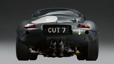 Jaguar E-Type.