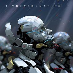 Transhumanism by *MichaelBroussard on deviantART